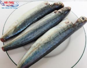Cá Nục Tròn Làm Sạch có hương vị đặc trưng hấp dẫn có dinh dưỡng cao