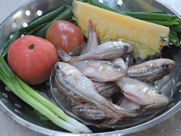Giá trị dinh dưỡng của cá mối tươi