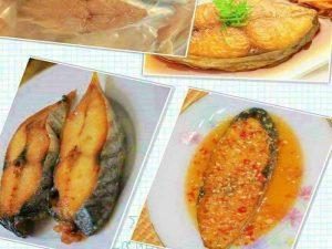 Cá thu một nắng có thể chế biến được thành các món ăn nào