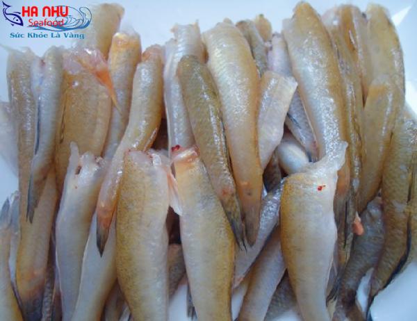 Cá Bống Biển Làm Sạch có nhiều chất dinh dưỡng tốt với sức khỏe