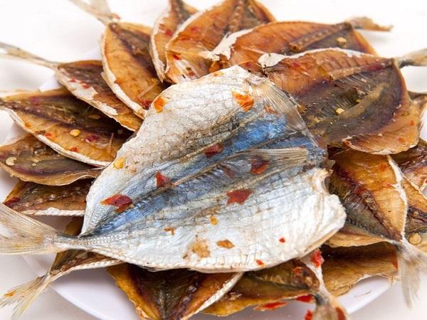 Đặc điểm của cá chỉ vàng khô