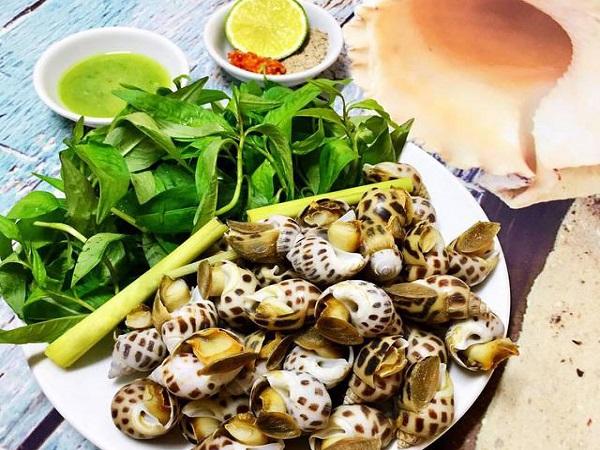 Bí kíp chọn mua ốc hương biển tươi ngon