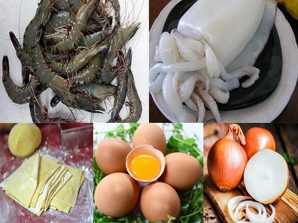 Hướng dẫn cách sơ chế hải sản ngon