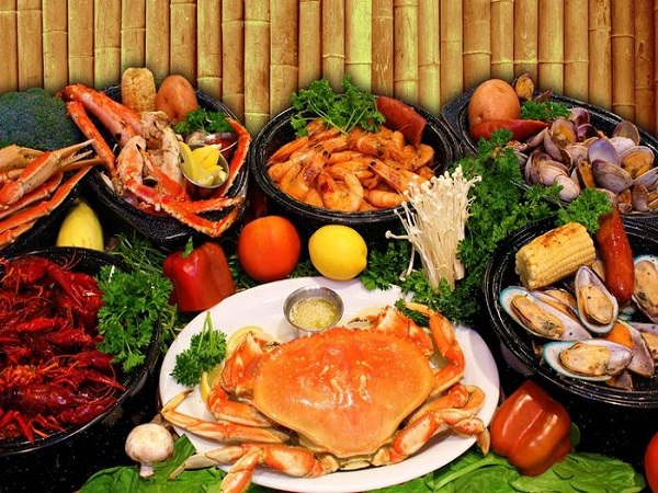 Điểm khác biệt khi bạn mua hải sản ngon ở Cầu Giấy - Haisanantoan