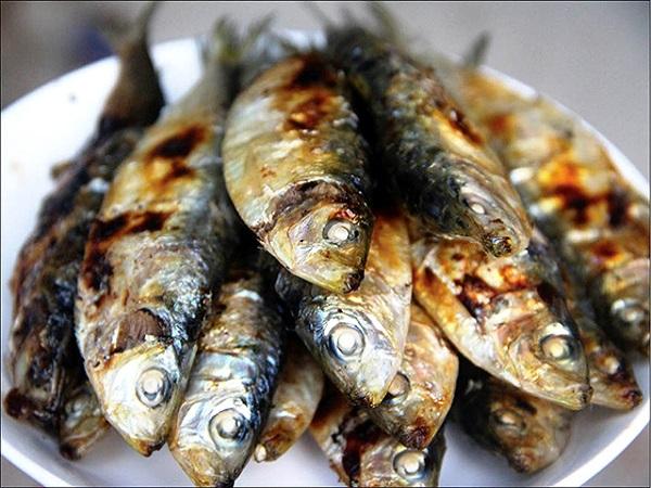 Cá trích nướng đem lại giá trị dinh dưỡng nào