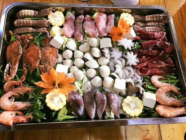 Tìm mua hải sản ngon ở Cầu Giấy