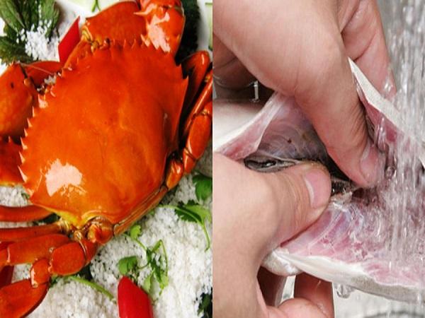 Cách hấp hải sản tươi ngon