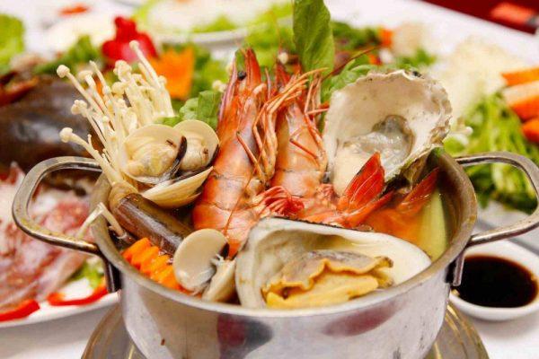 Một số lưu ý khi mua hải sản ngon ở Hà Nội