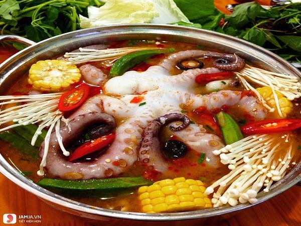 Top 1 đơn vị bán hải sản được người tiêu dùng bình chọn ăn ngon nhất tại Hà Nội