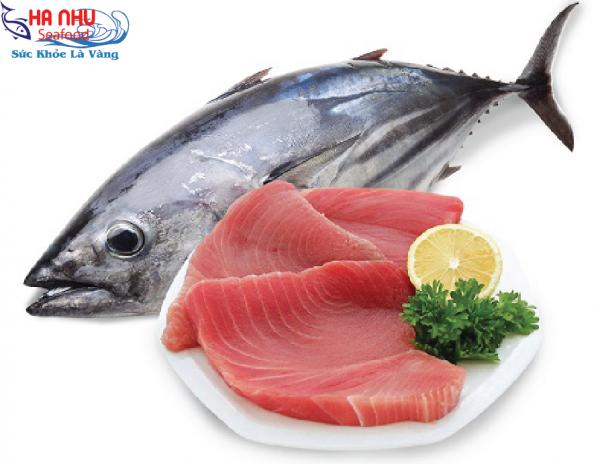 Cá Ngừ Làm Sạch chứa rất nhiều những giá trị dinh dưỡng