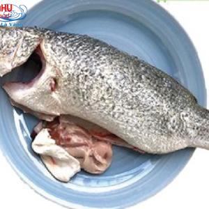 Cá Vược Làm Sạch có thịt khá thơm ngon, độc đáo