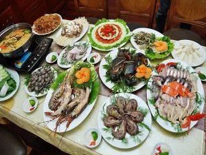 Cách lựa chọn hải sản tươi ngon, giàu dinh dưỡng